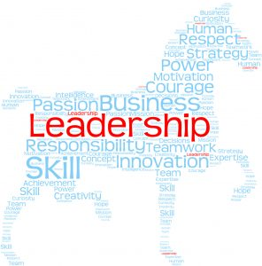 Leadership - tag cloud
